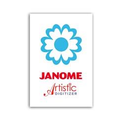 Janome Artistic Digitizer Software
