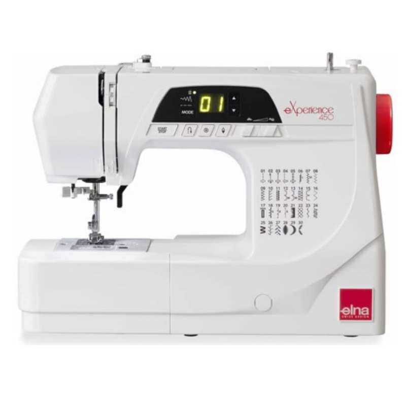 Elna Experience 450 Computerised Sewing Machine