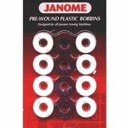 Janome Mix Pre-Wound Embroidery Bobbins