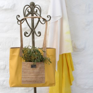 Jan-Pierewiet-Soft-Canary-Shopper-Leather-Tote