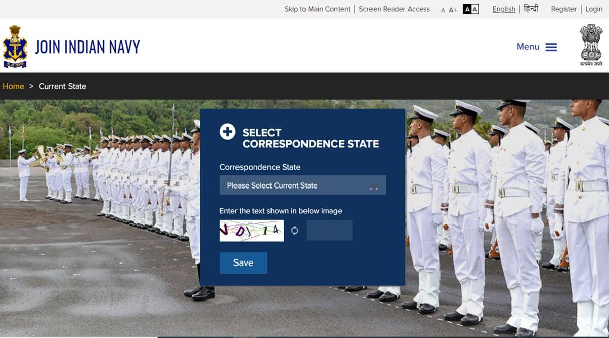 Indian Navy Admit card issued for written examination and PFT, here is the direct link to download