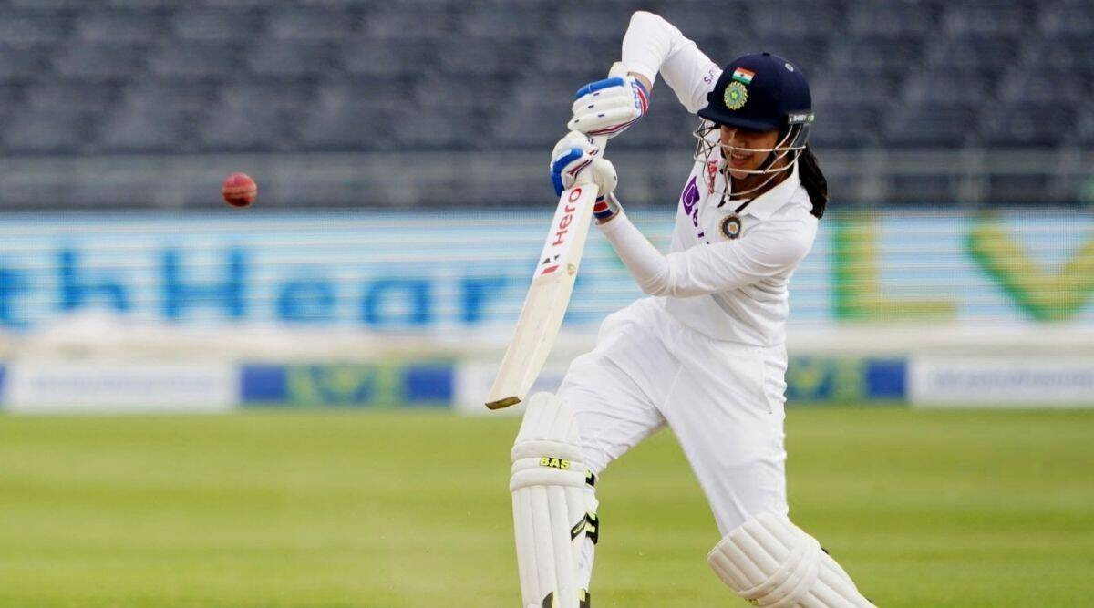 INDW vs AUSW Smriti Mandhana breaks 30 year old record in Australia says Carried a pink ball in my kit bag for last three months, do not know why – Smriti Mandhana breaks 30 year old record in Australia, says
