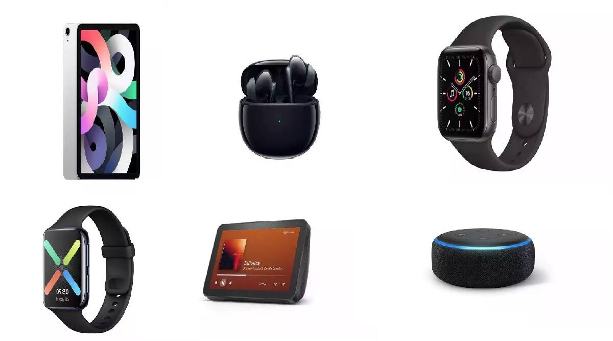 Good discount on these gadgets of Apple, Samsung on Amazon, know the price
