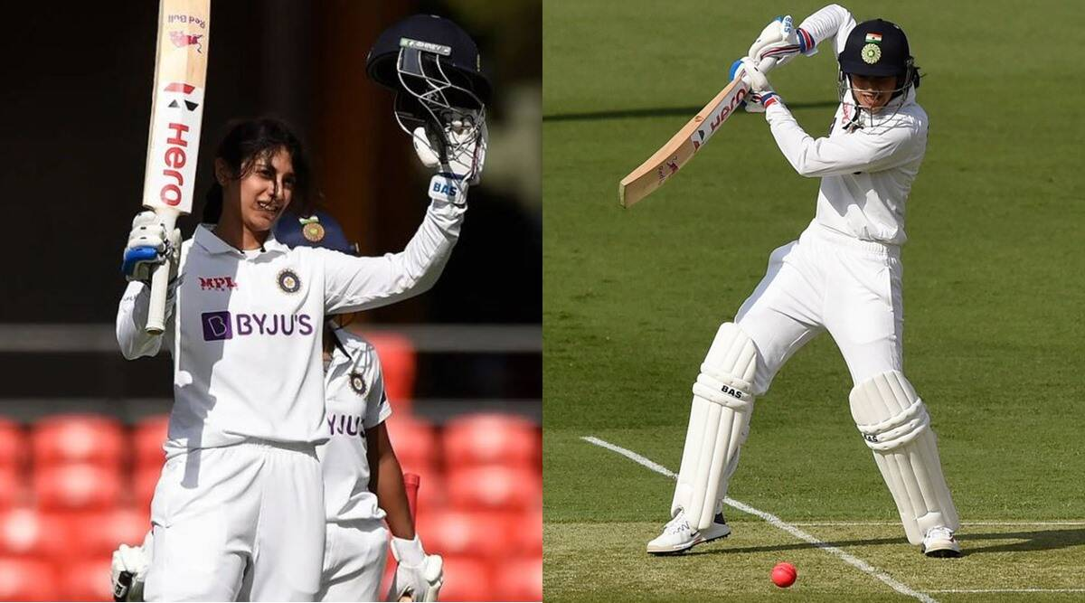 mandahana-creates-history-in-australia-by-hitting-test-century-full-of-records-in-pink-ball-test-indw-vs-ausw – Smriti Mandhana becomes first Indian woman to score Test century in Australia He holds the record for most runs in all three formats.