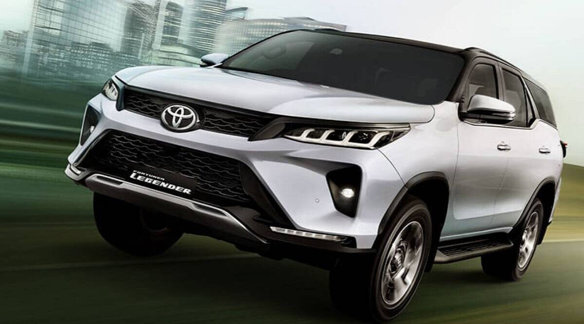 Toyota launches new Fortuner Legender 4X4 variant Check Prices Features and Finance Options