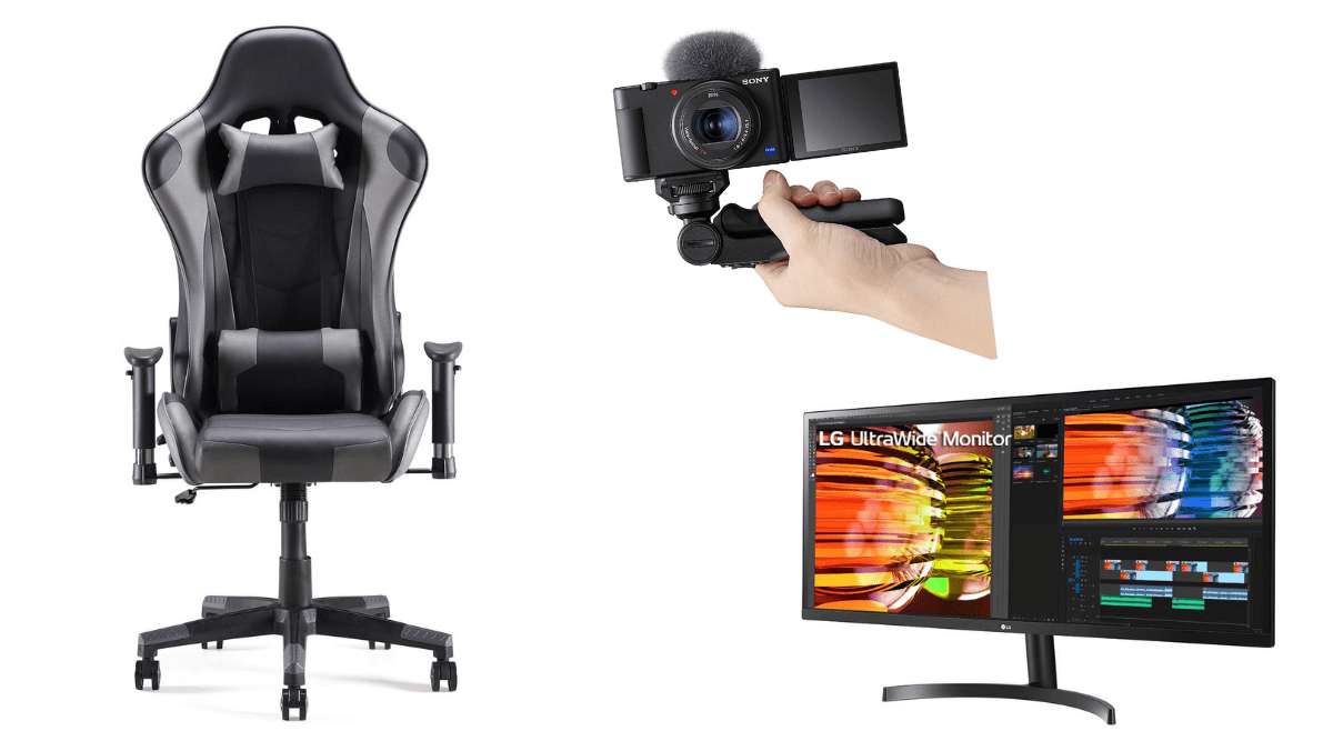 From Gaming Chairs Ultrawide Monitors to Gaming Desktops…Bumper Discount on these Electronics at Amazon Great Indian Festival Sale – Gaming Chair, Ultrawide Monitor From gaming desktops…bumper discounts on these electronics at Amazon Great Indian Festival