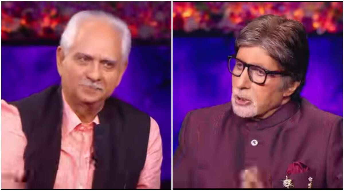 Amitabh Bachchan Epic Reaction To Ramesh Sippy As He Reveals Why He Chosed Big B For Sholay In KBC 13