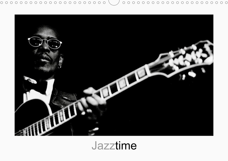 Calvendo Jazztime