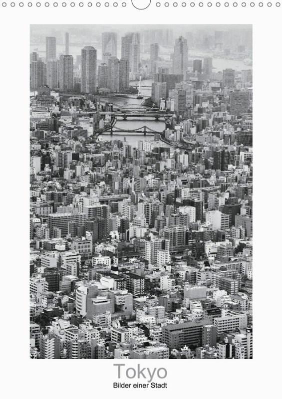 Calvendo Kalender Tokyo
