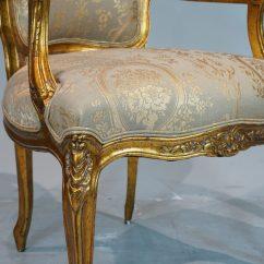 Louis Xv Chair Used Broda Arm Jansen Furniture