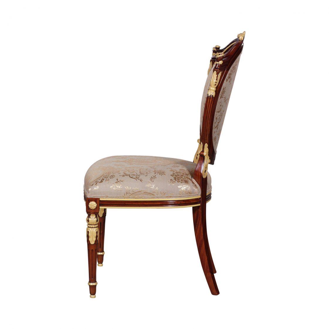 SIDE CHAIR FRENCH JULIUS  Jansen Furniture