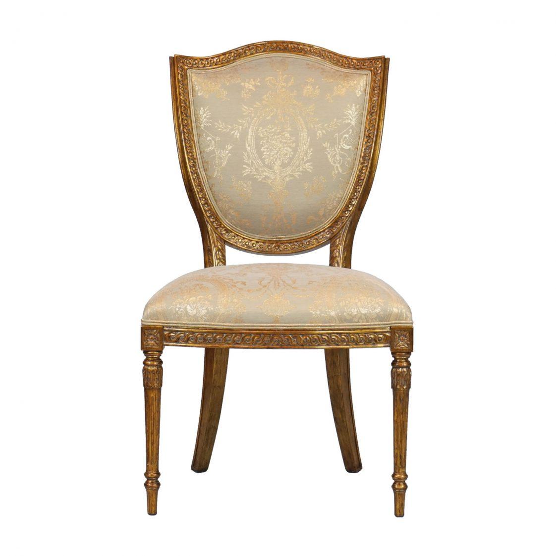 FRENCH SIDE CHAIR VICTORIA  Jansen Furniture