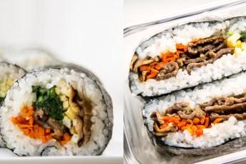 Gimbap or Onigirazu Recipe