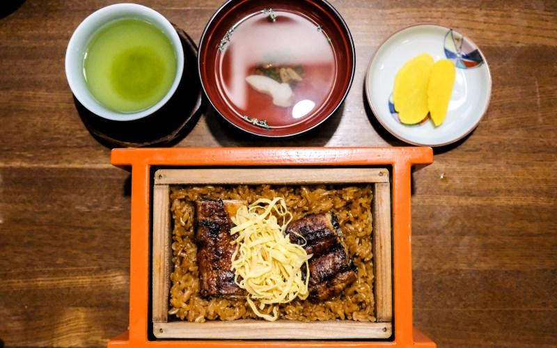 Unagi no Seiromushi - Steamed Eel Rice from Yanagawa, Fukuoka, Japan