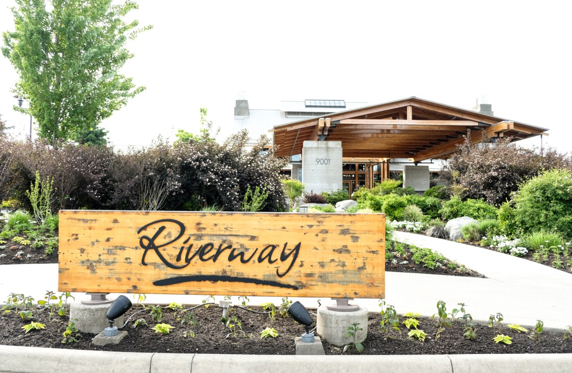 BBQ Dinner at Riverway Clubhouse Burnaby