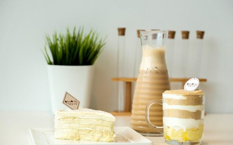 Desserts from Sugar Lab Burnaby BC