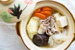 Pork & Tofu Miso Soup Recipe
