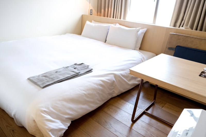 Guest Room - Hotel Anteroom Kyoto Review