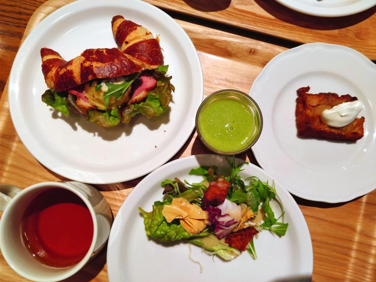 Breakfast - Hotel Anteroom Kyoto Review