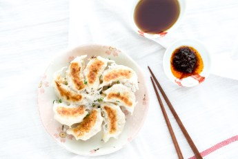 Pork and Cabbage Gyoza Recipe
