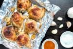 Roasted Buttermilk Chicken Thighs Recipe