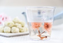 How to Make Sakura Tea with Pickled Cherry Blossoms