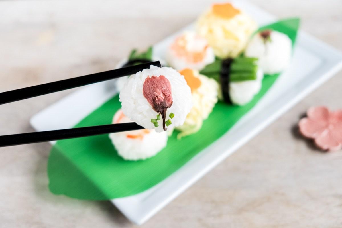 Temari Sushi Recipe - How to Make Temari Sushi