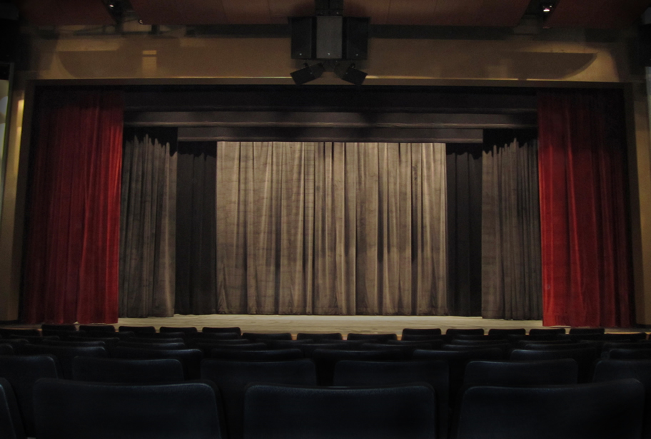 Janson Industries Stage Curtains