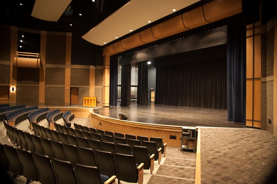 Janson Industries  Stage Curtains