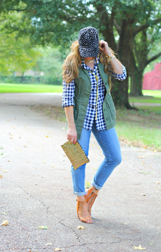 Fall Gingham Mix 5