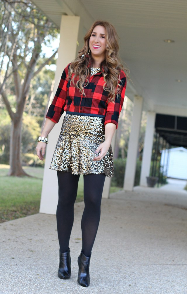 sequin plaid 7