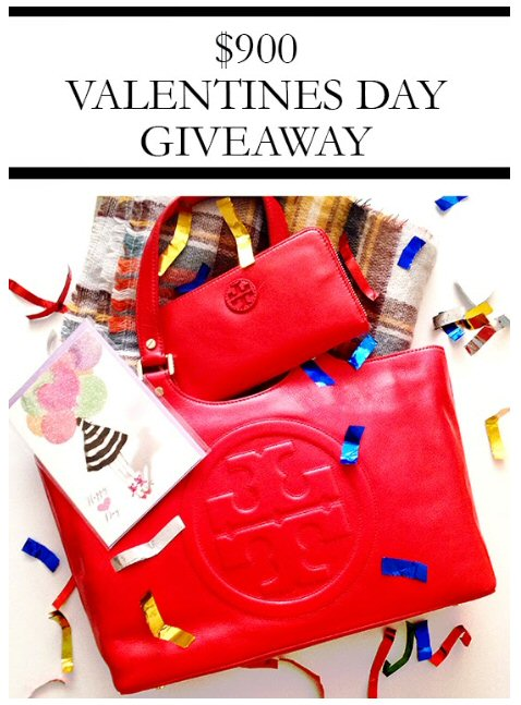 $900 Valentine's Day Giveaway