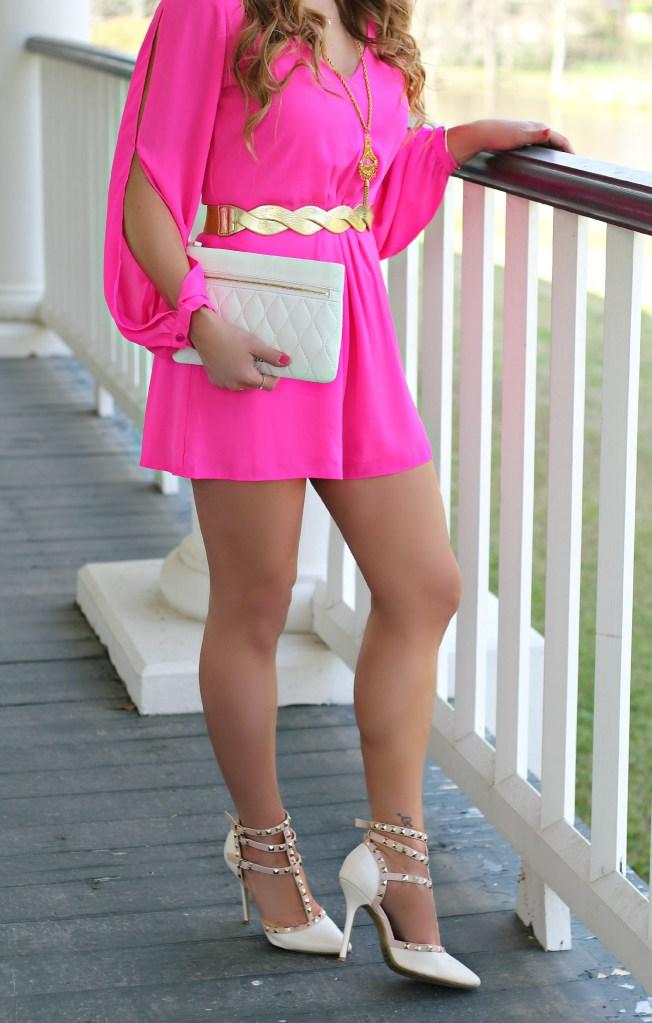 pink romper 7