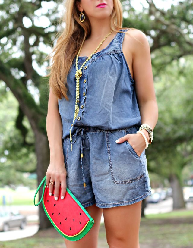 denim romper 8