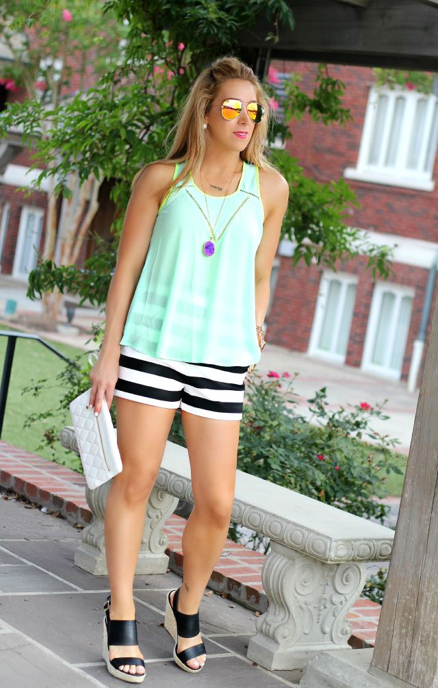 mint stripes 2