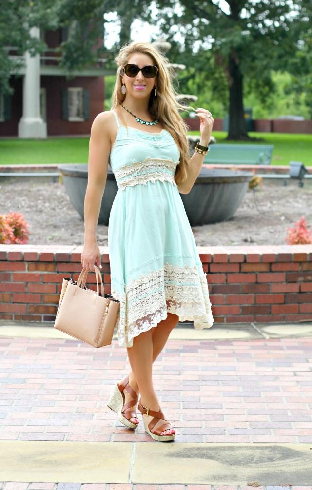 mint dress 3