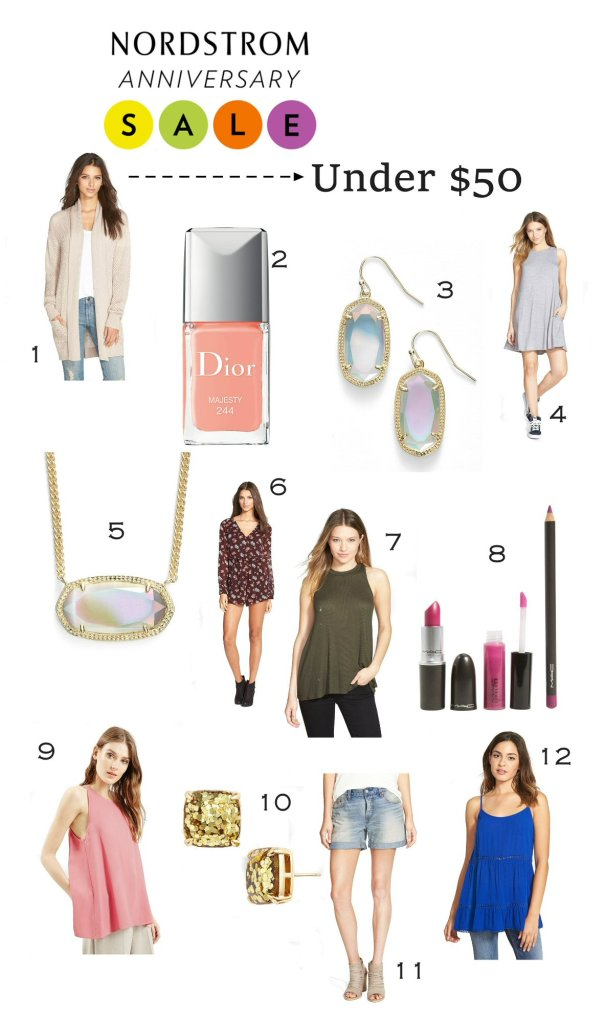 Nordstrom Anniversary Sale 2015