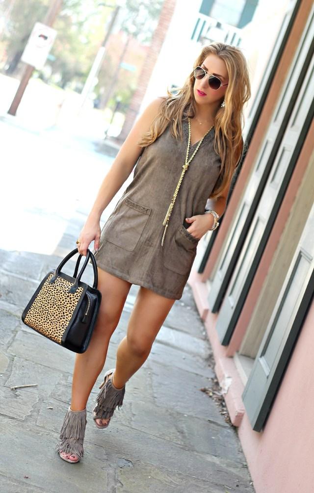 suede dress 5