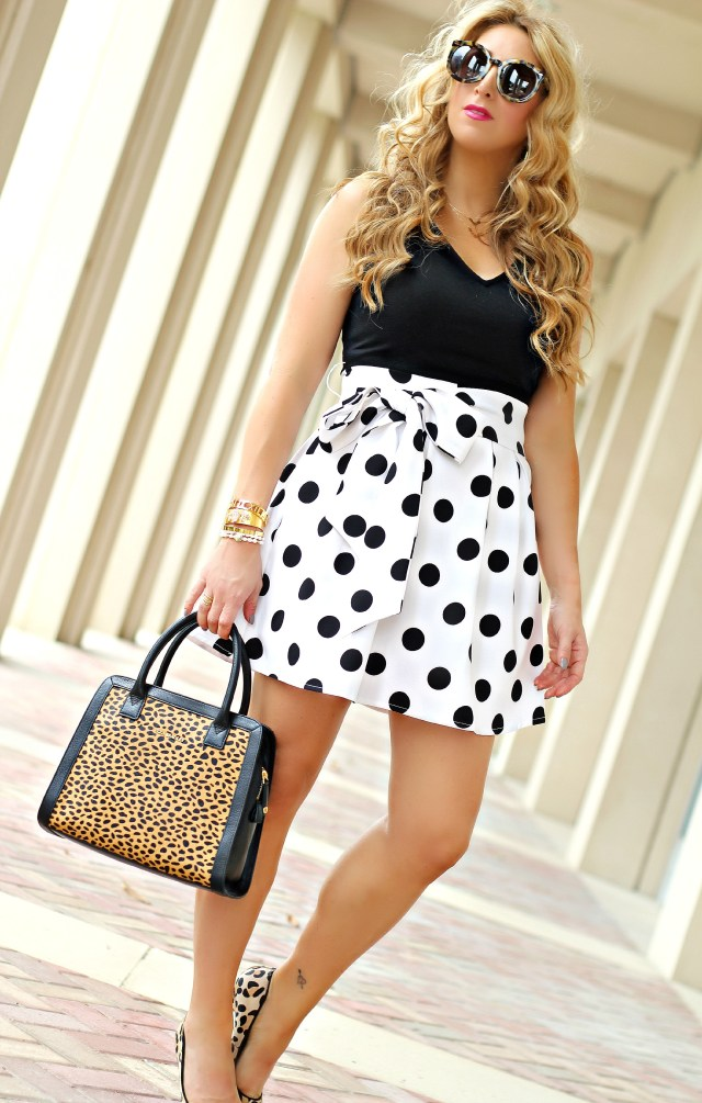 polka dot dress 5