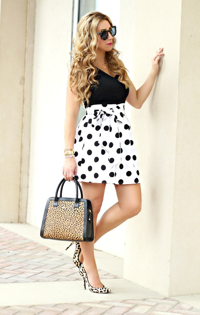 polka dot dress 6