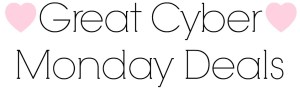 cyber monday text