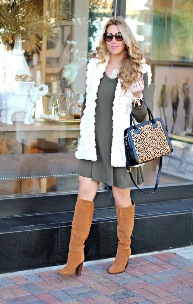 chicwish fur vest 1