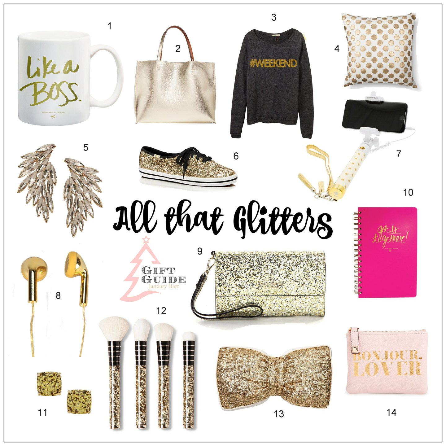 All that Glitters Gift Guide 2015