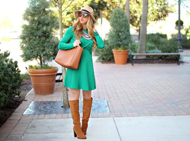 green dress 6