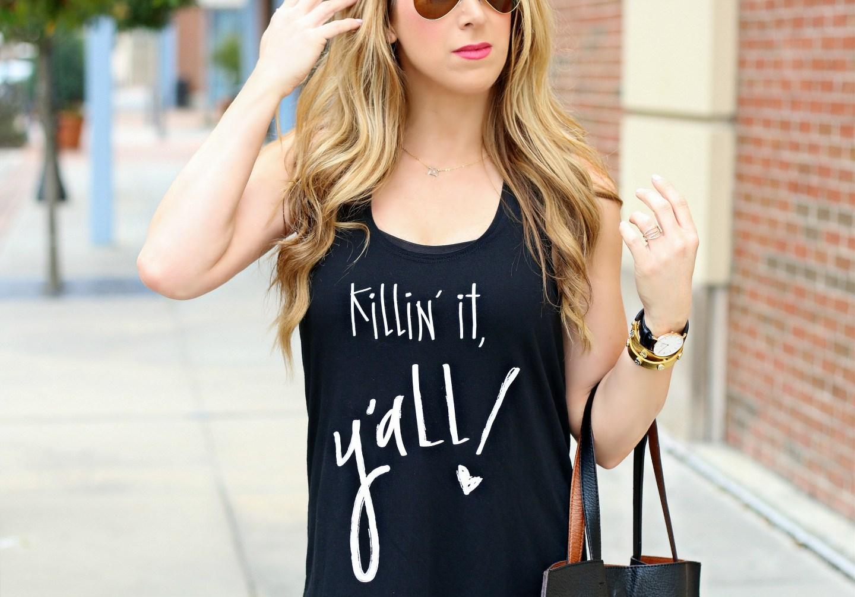 Killin' it, Ya'll