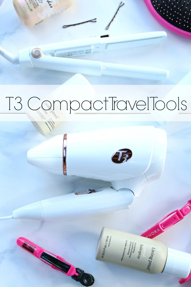T3 Compact Hair Styling tools