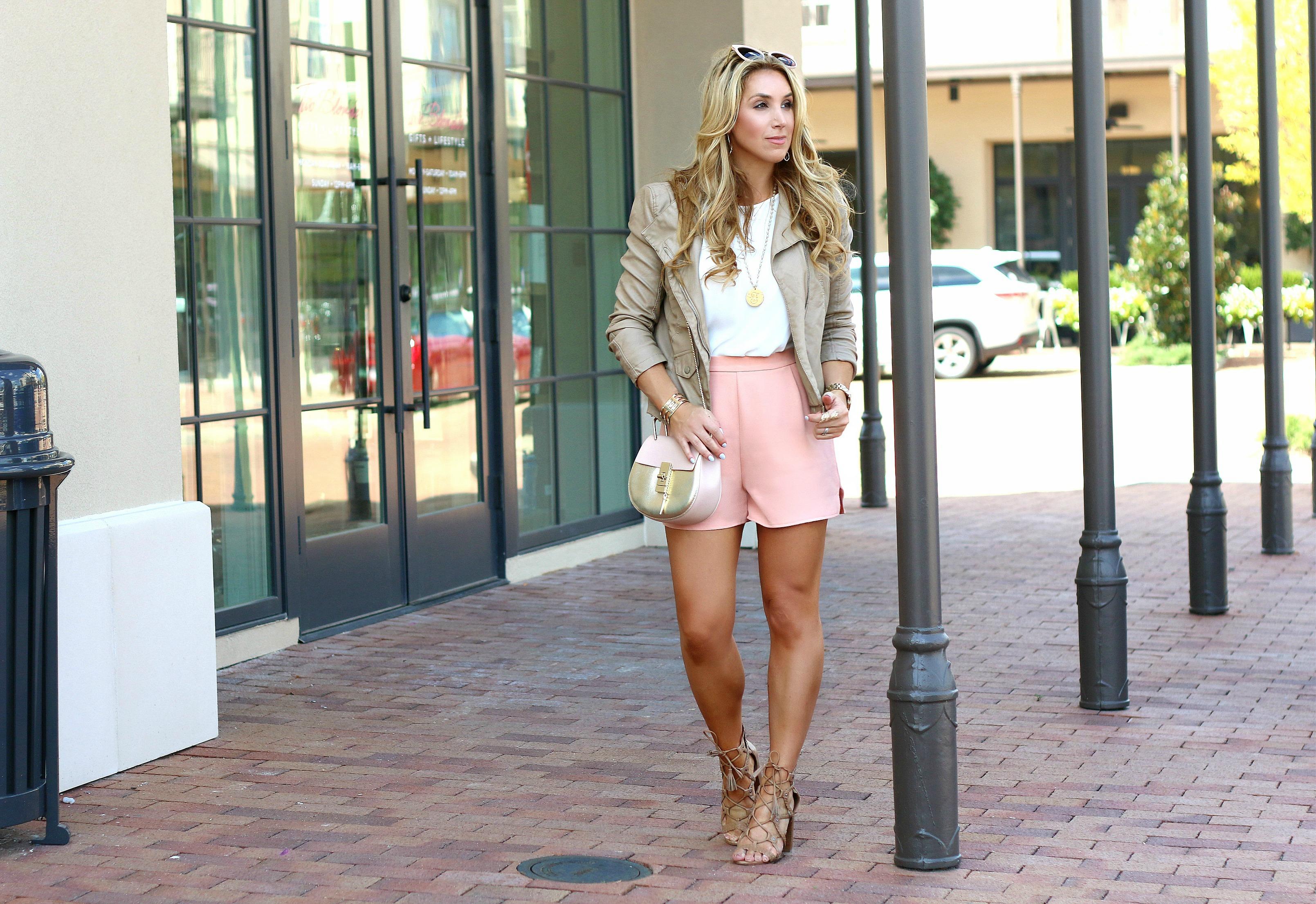 blush shorts 4
