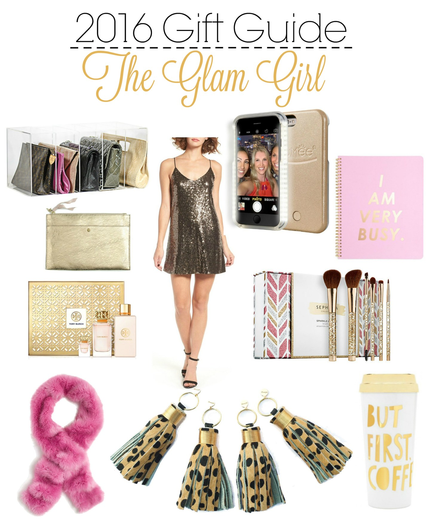 Holiday Gift Guide: The Glam Girl