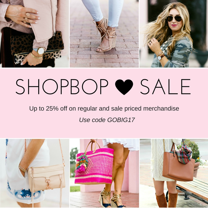 Shopbop Sale 2017