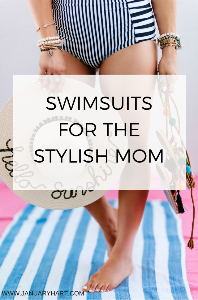 Mom friendly swimsuits